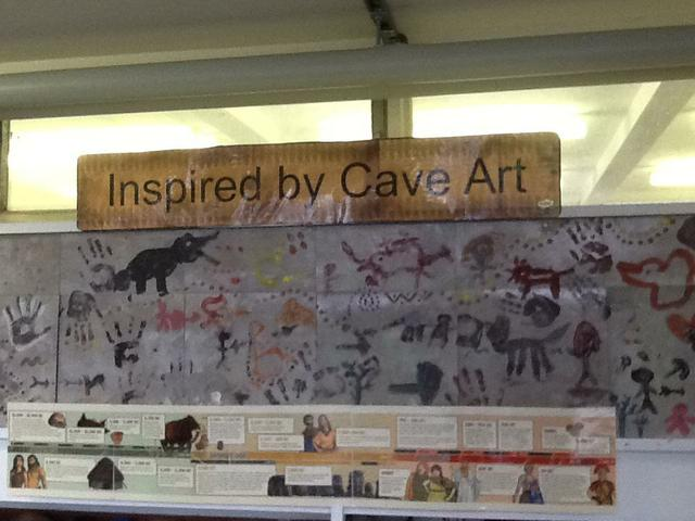 Cave Art by Year 4