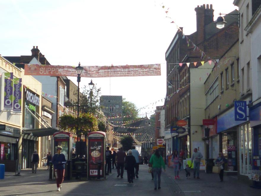 Dartord Market Street