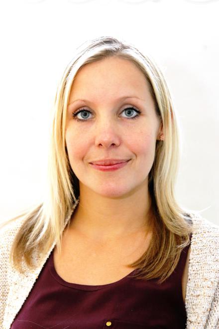 Joanna Henderson - Associate Teacher