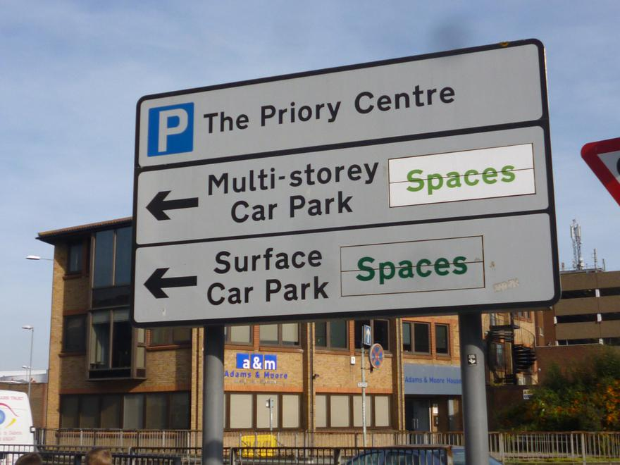 The Priory Shopping centre