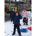 Snowy fun!