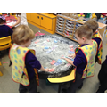 Maths messy play!