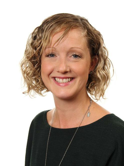 Claire Jenkins - Teacher