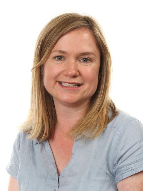 Claire Sayers - Teacher