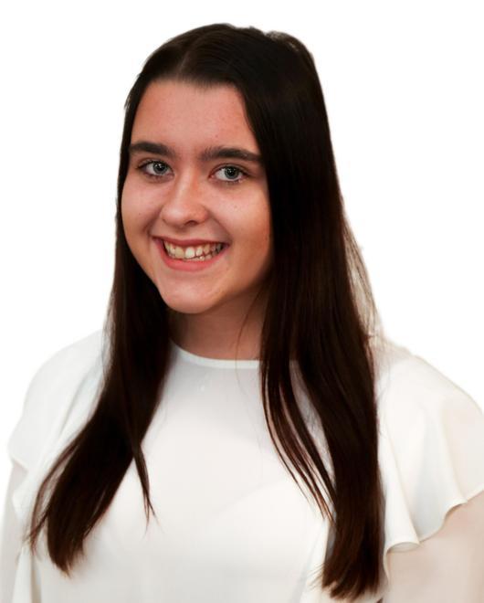 Niamh Jones - Nursery Apprentice