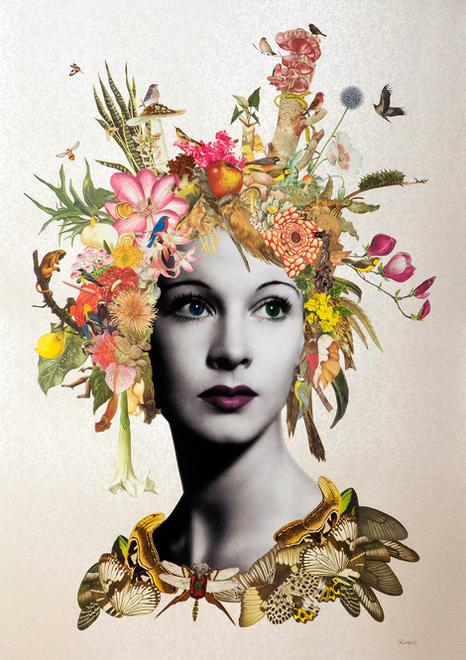 'Darjeeling' by Maria Rivans