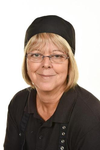 Mrs. Lester - Assistant Cook
