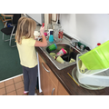 Brazilian children do chores - so we tried it too!