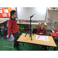 Big Maths Help Video Filming