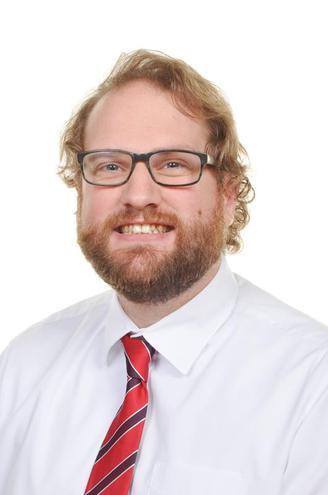 Mr. Hiscock - Teacher