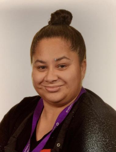 Miss. Castillo - Breakfast Club/Midday Supervisor