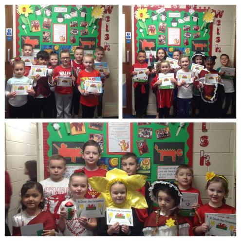 Our Eisteddfod winners!