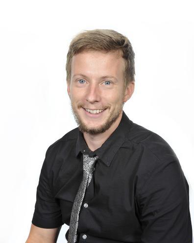 Mr Hall - Teacher/SMT