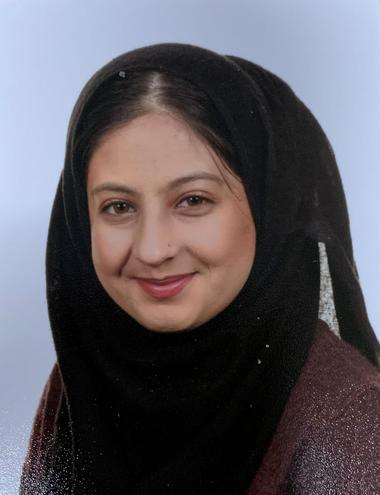 Miss. Saleem - 1:1 Teaching Assistant
