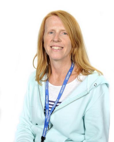 Mrs. Faulkner - 1:1 Teaching Assistant