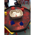 Early Years Maths table