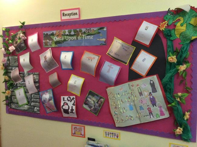 Reception - Traditional stories