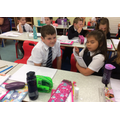 Year 4 - Interviewing role play