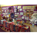 Our display about Ramadan and Eid Ul Fitr