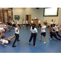 Year 3 - Roman Dance