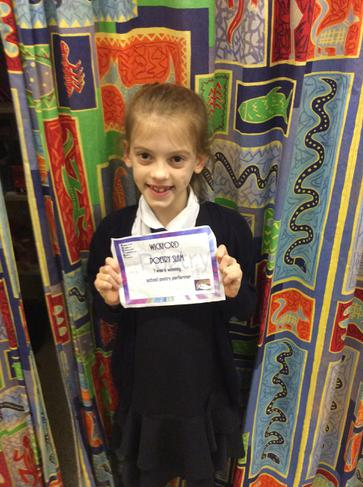 Amy N - 3rd For Yr 5