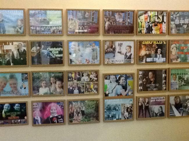 Our Wall of Fame