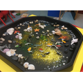 Reception - exploring locations through play