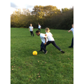 Year 2 - Football skills