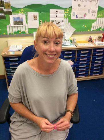 Mrs Jones - Class 7