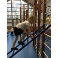 Reception - Climbing