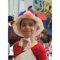 Great bonnet!