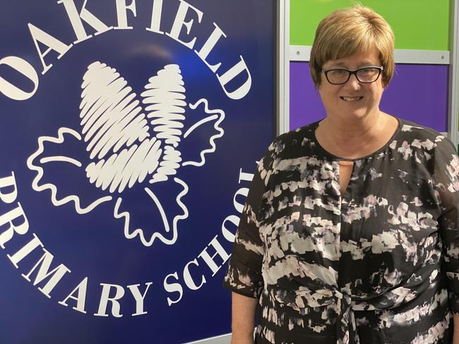 Pauline MacMillan - Headteacher