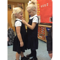 Reception - Helping others