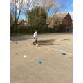 Year 5 - Ball skills