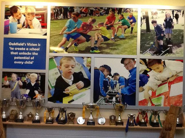 Our Vision Wall