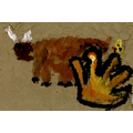 Year 3 - Cave Painting