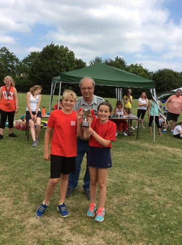 KS2 Novelty Race Cup