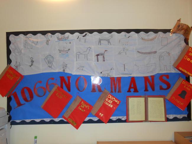 We made Doomsday Books