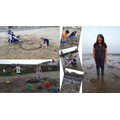 Day 4 - Sandcastle competition
