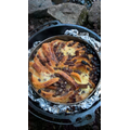 Bread and butter pudding!