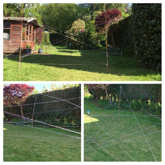 Ultimate 3D Sky Web Challenge by Ted and Jack