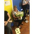 Happy retirement Mrs Nicholls