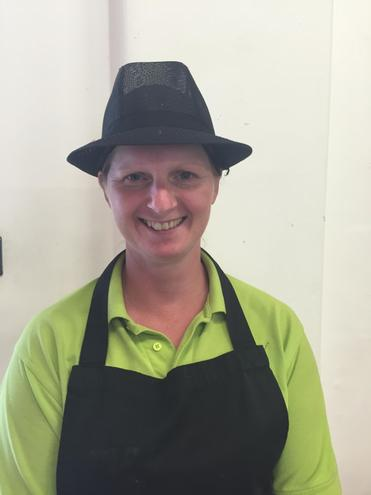 Mrs P Davies - Assistant Catering Supervisor