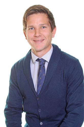 Mr S Bennett - Y3 Teacher