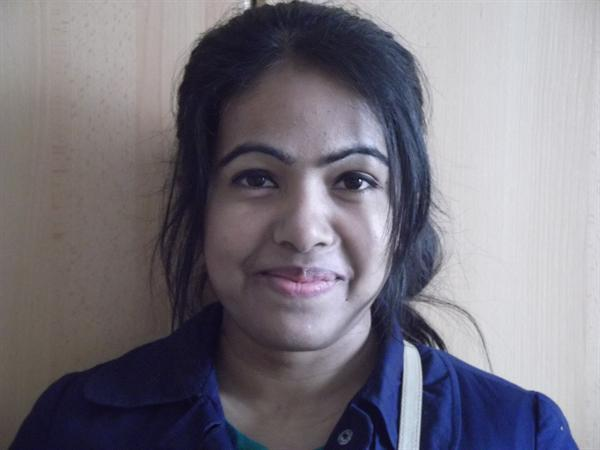 Mrs S Talukder - Supervisory Assistant