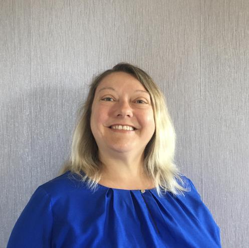 Mrs M Fox-Crowther - Y5 Teacher