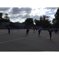 Yr 6 enjoying extra playtime for reading 5 times a week!