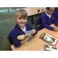 3DR learning how to sew