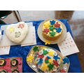 Cake Competition (Autism Awareness jigsaw Logo)