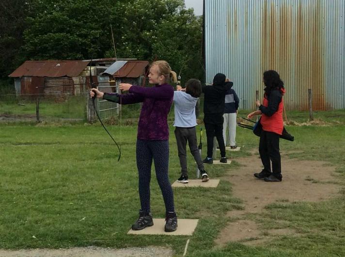 Archery - aim well